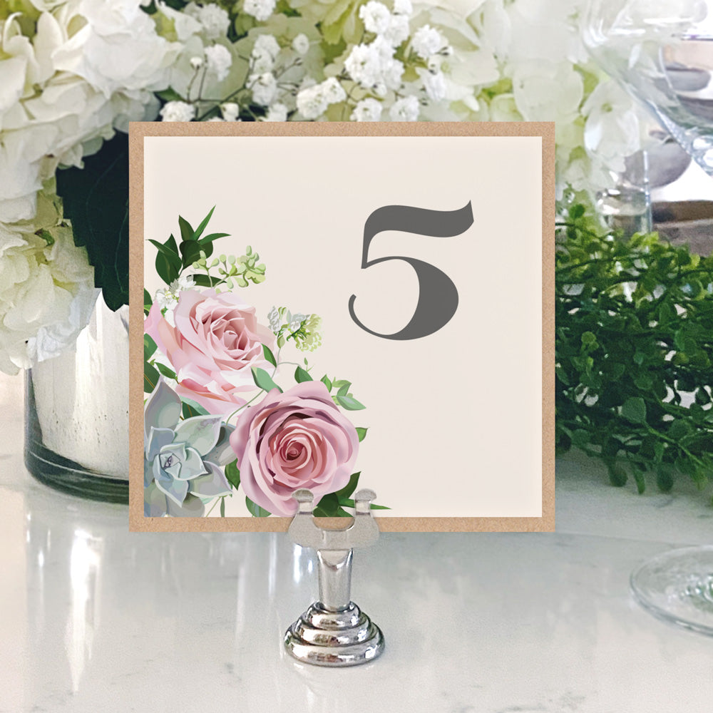Table Numbers and Reserved Signs [Tabitha]