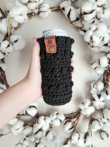 Black Beverage Holder