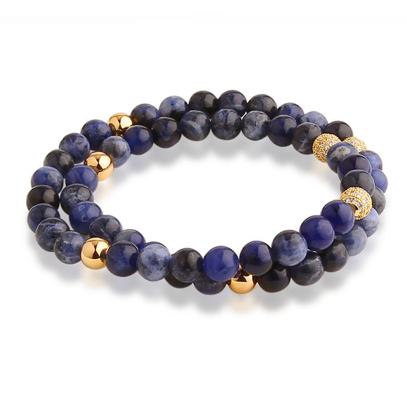 Stylish Natural Stone Bracelet