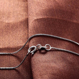 Charming Sterling Silver Necklace Chain