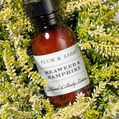 Plum&Ashby Seaweed & Samphire Hand & Body Lotion