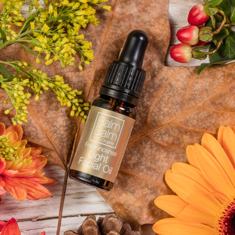 Balm Balm Frankincense Light Facial Oil