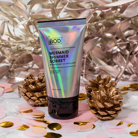 BOD Mermaid Shimmer Sorbet