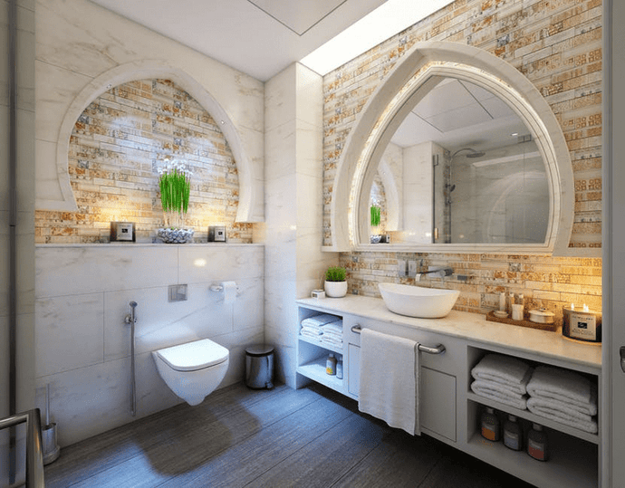 BATHROOM DESIGNS: ESSENTIAL TIPS FOR HAVING A FABULOUS LAVATORY