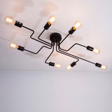 Modern LED Ceiling Chandelier Lighting Living Room Bedroom Creative Home Lighting