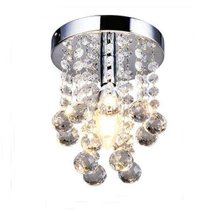 Mini Rain Drop Crystal Chandeliers