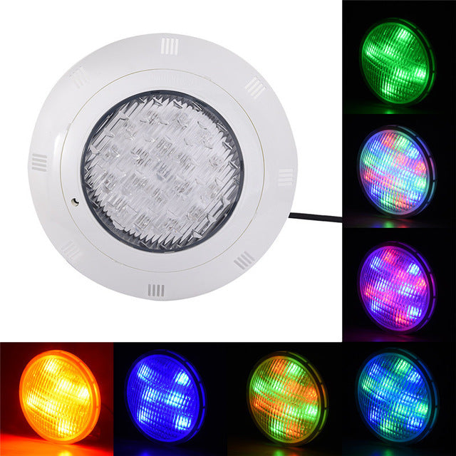 High Quality Swimming Pool Light Wall-mounted EGB LED Underwater Light IP68  Waterproof