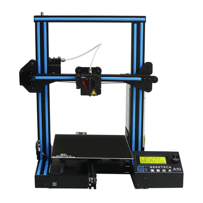 High Accuracy Fast Assembly 3D Printer