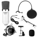 Microphone kit with Scissor Suspension arm