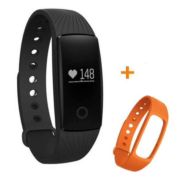 Android iOS Bluetooth Smart Fitness Band