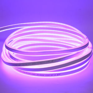 LED Strip Neon Lights Flexible RGB Soft Light Waterproof Outdoors Lighting