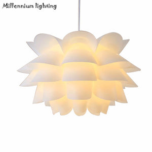DIY living room dining chandelier ceiling E27 Light Modern minimalist Nordic creative indoor home fixtures
