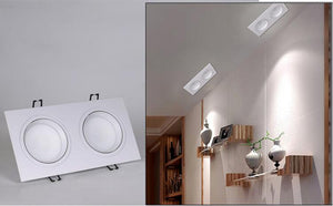 Dimmable Led Downlight COB Ceiling Spot Light ceiling recessed Indoor Lighting