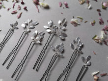 Enchanted Glass Hairpins Set of 7