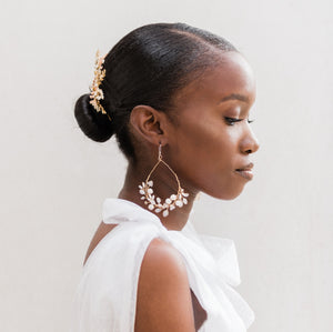 Large Odette Hoop Earrings