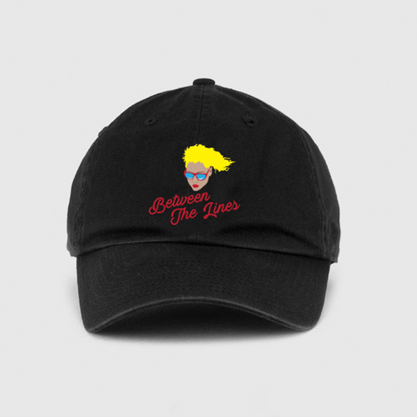 "Limited-Edition ""Between The Lines"" Dad Hat"