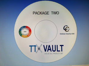 TTX Vault Package Two-NIMS