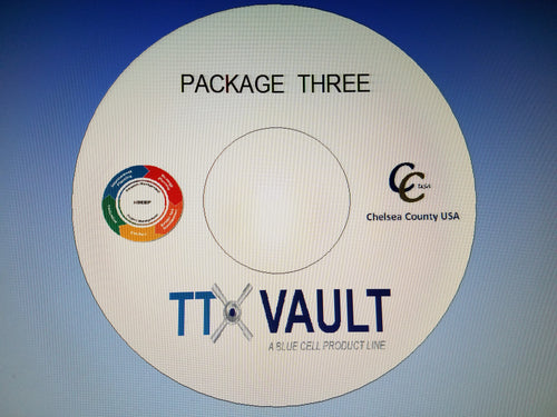 TTX Vault Package Three -Hospital Setting
