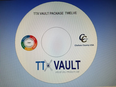 Y-TTX Vault Package Twelve-University Setting