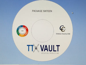 TTX Vault Package Sixteen-Churches and Places of Worship