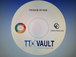 TTX Vault Package Fifteen-Soft and Vulnerable Targets