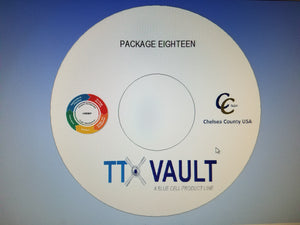 TTX Vault- Package Eighteen- Unmanned Aircraft