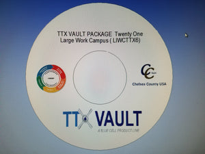 TTX Vault Package Twenty One- Large Industry Work Campus
