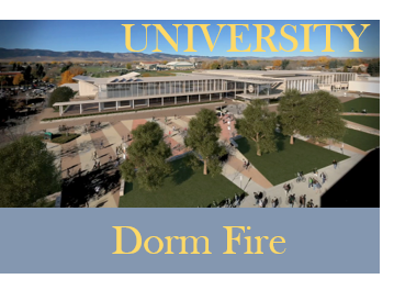 University Series-Dorm Fire Tabletop Exercise