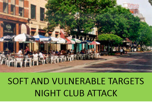 Soft and Vulnerable Targets- Nightclub Attack Tabletop Exercise