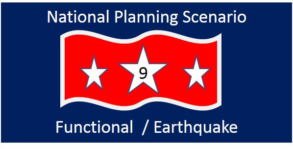 Functional -NPS 9- Earthquake Exercise