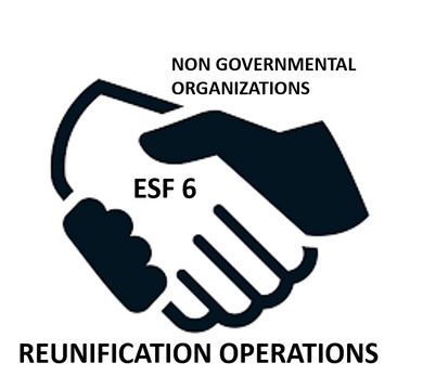 ESF 6- NGO Operations-Reunification Operations Exercise Drill