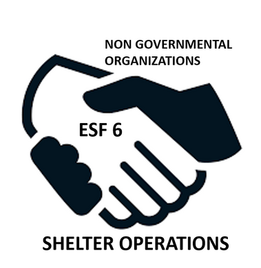 ESF 6- NGO Operations-Shelter Operations Exercise Drill