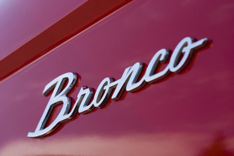Ford Bronco Gen 1