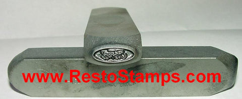Ford Oval Stamp