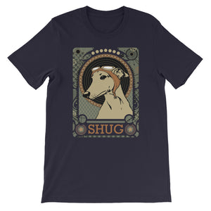 Steampunk Greyhound Aviator Tee
