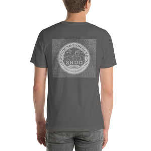 700 Dogs in 7 Years Logo Tee