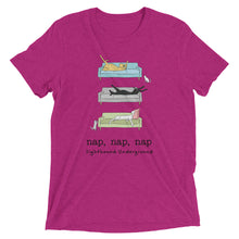 Nap! Sighthound Couch Potato Tee