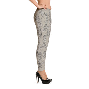 Nomi Chi Borzoi Leggings