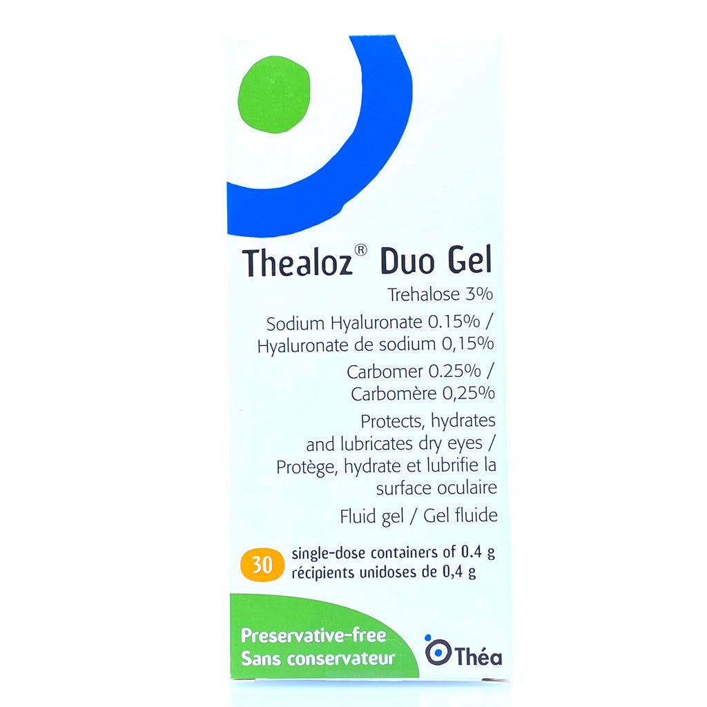 Thealoz Duo Gel (30 x 0,4g)