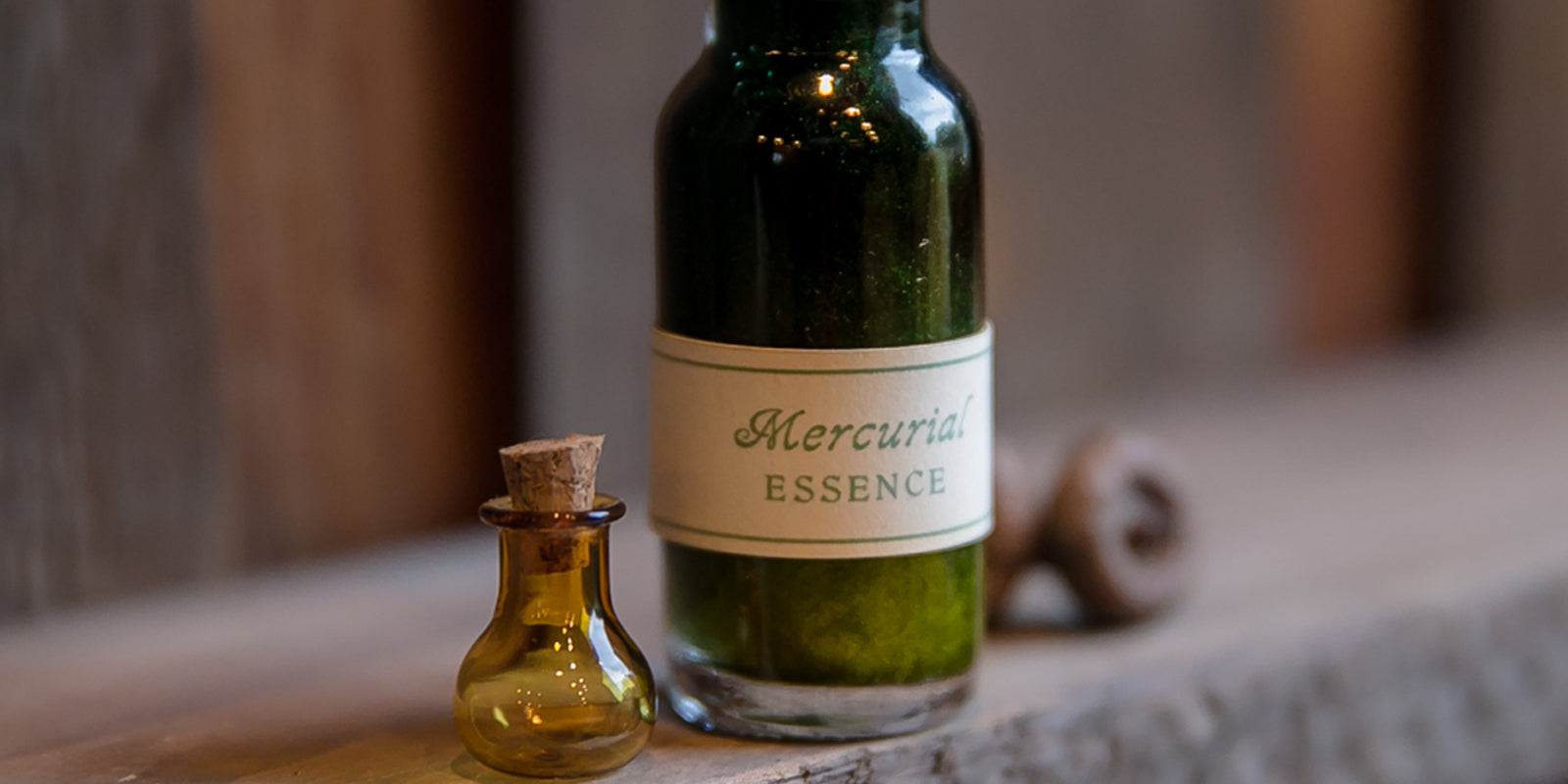 Potion Ingredient Highlight: Mercurial Essence