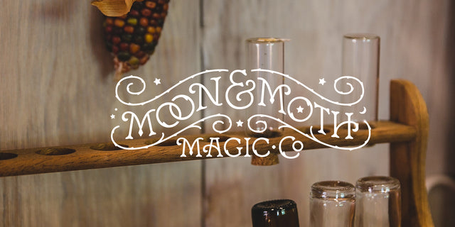 Potion Kit is now Moon & Moth Magic Co.!