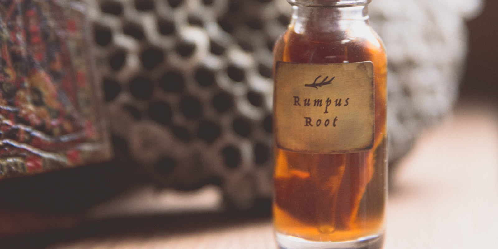 Potion Ingredient Highlight: Rumpus Root