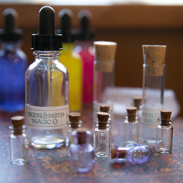 Collection of Mini-Bottles