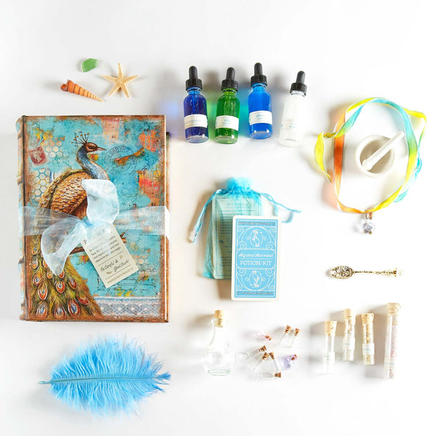 The Mermaid Potion Kit