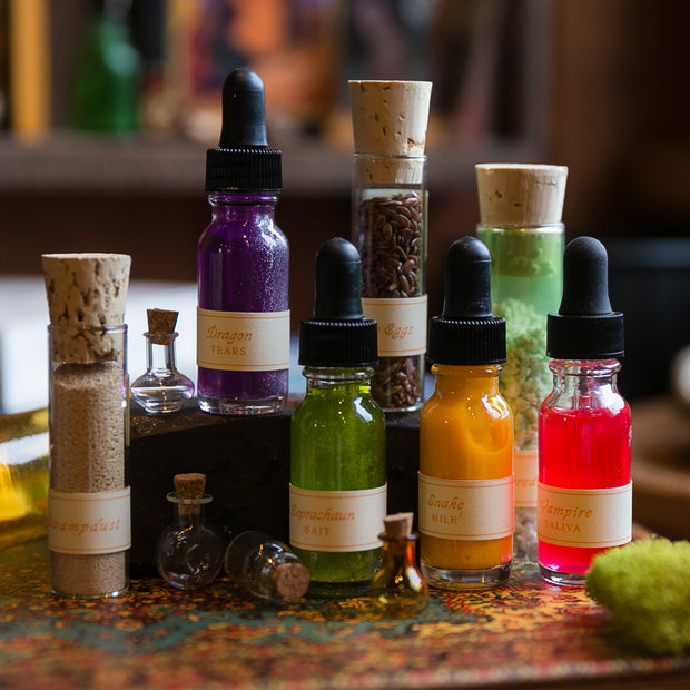 The Trickster Potion Kit