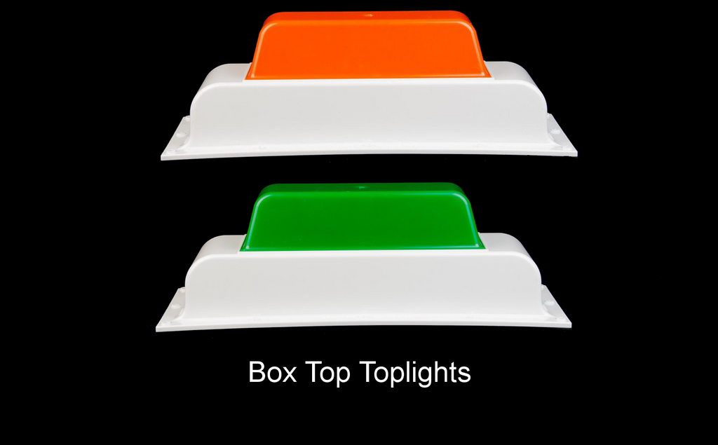 LED Taxi Toplights - Record Taximeter | Record Taximeter