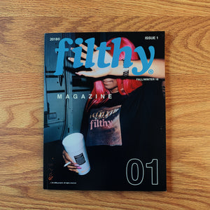 Filthy Magazine Issue 01
