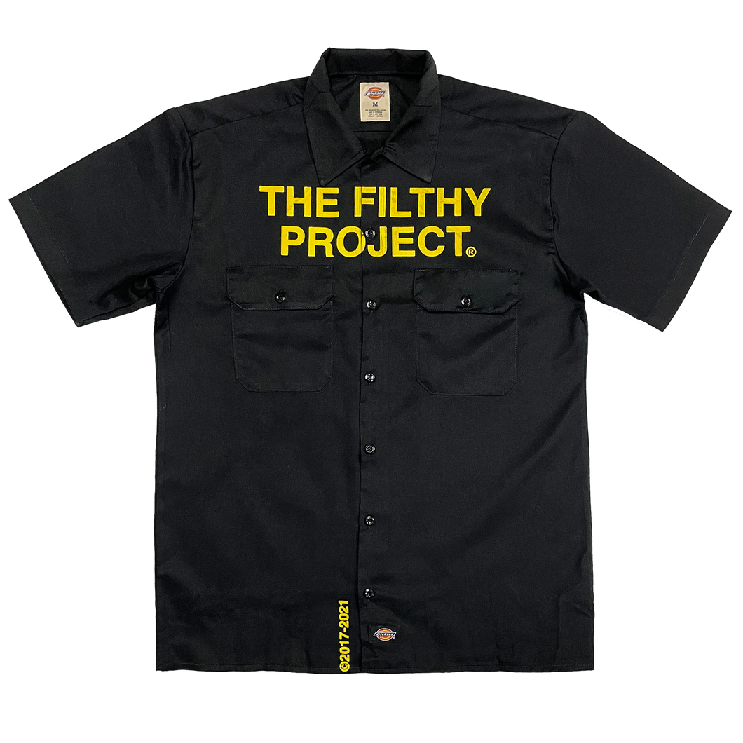 filthy® Dickies® Work Shirt