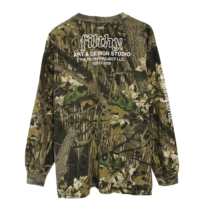 filthy 1of1 Mossy Oak® long sleeve