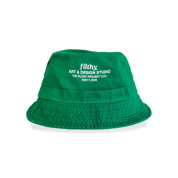 filthy® artist canvas bucket